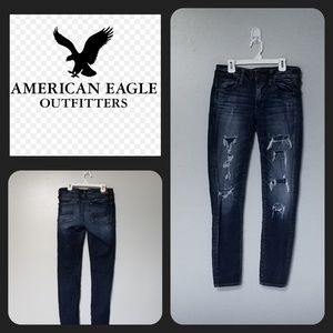 American Eagle Outfitters Jegging Jeans Size 6